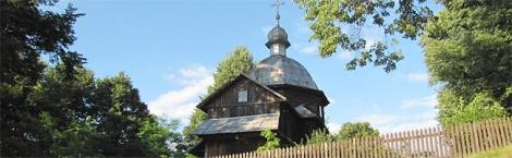 Cerkwie okolic Horyńca-Zdroju